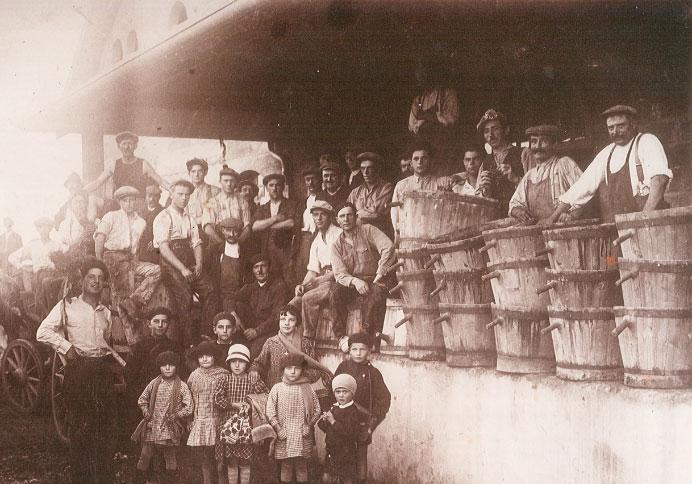 cave de buxy 1931