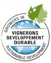 Charte logo VDD vert + bleu mai 2012
